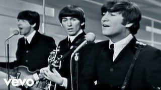 Download The Beatles - I Want To Hold Your Hand - Performed Live On The Ed Sullivan Show 2/9/64 Video