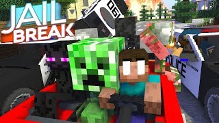 Download Monster School : JailBreak Challenge - Minecraft Animation Video