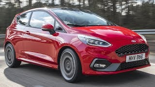 Download 2019 Ford Fiesta ST - Interior Exterior and Drive Video