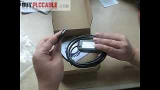 Download CA3-USBCB-01,Pro-face GP3000 programming cable Video