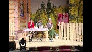 Download Любовь на деревне: салехардские артисты разыграли на сцене тазовского ДК шекспировские страсти Video