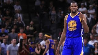 Download Kevin Durant's VERY BEST Plays from 2016-2017 Regular Season & Playoffs! Video