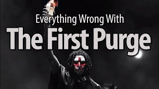 Download Everything Wrong With The First Purge Video