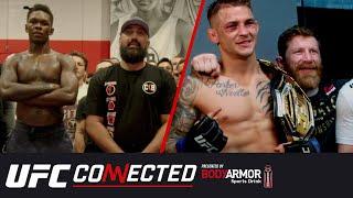 Download UFC Connected: Israel Adesanya at City Kick Boxing, Marc Diakiese, Dan Hardy, Mike Brown Video