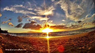 Download HD Hawaii Sunset 2013 time lapse with the GoPro Hero 3 Black Video