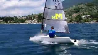 Download Melges 14 Sailing Lake Garda -Stickl Sportcamp Video