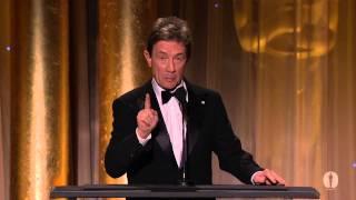 Download Martin Short honors Steve Martin at the 2013 Governors Awards Video