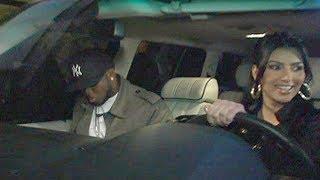 Download Kim Kardashian And Boyfriend Reggie Bush At Mr Chow [2008] Video