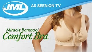 Download Miracle Bamboo Comfort Bra from JML Video