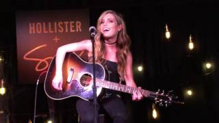Download Sydney Sierota of Echosmith- Bright Live Hollister NYC 10/27/16 Video