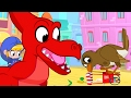 Download Morphle, Mila and the Giant Bird - Animation Episode for kids Video