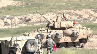 Download 3rd Armored Brigade Combat Team, 4th Infantry Division Combined Arms Live Fire Exercise Video