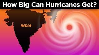 Download How Big Do Hurricanes Get? Video