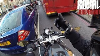 Download Many drivers are nice to bikers Video