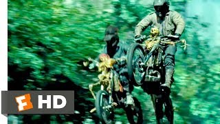 Download Doomsday (2008) - Murdercycles and a Murder Bus Scene (6/10) | Movieclips Video