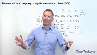 Download How to value a company using discounted cash flow (DCF) - MoneyWeek Investment Tutorials Video