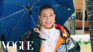 Download 73 Questions With Hailey Bieber | Vogue Video