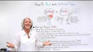 Download How to Deal with Difficult People Video