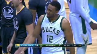 Download Golden State Warriors vs Milwaukee Bucks | Full Highlights | 12-12-2015 Video