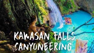 Download CANYONEERING CEBU & KAWASAN FALLS (CEBU, PHILIPPINES) Video