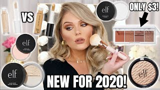 Download NEW ELF MAKEUP TESTED   FIRST IMPRESSIONS + WEAR TEST & COMPARISON Video