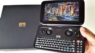 Download Powerful Mini Gaming Laptop / PC / Console - GPD WIN Gaming - Windows 10 Video