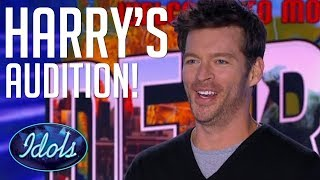 Download FUNNIEST Judge Audition EVER On American Idol | Harry Connick Jr Singing The Star Bangled Banner Video