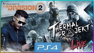 Download FIRST TIME on PS4 : DIVISION 2 GAMEPLAY Video