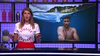 Download Deze Fransman dook 40 meter diep zonder zuurstoftank! - RTL LATE NIGHT/ SUMMER NIGHT Video