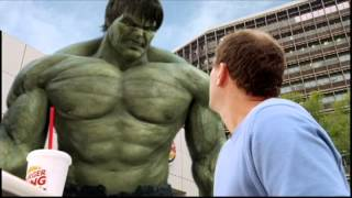 Download Hulk - Burger King / Marvel Video
