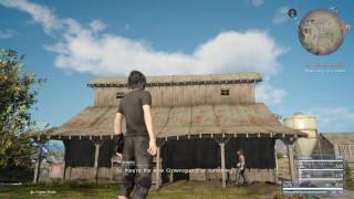 Download FINAL FANTASY XV Chp1: Departure Pt3/Finding Dave-Into the Night Video