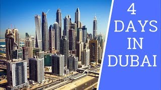 Download [4K] 4 Days in Dubai. Must See Places on Your First Visit in Dubai - 2019 UAE Video