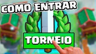 Download 🔵 COMO ENTRAR EM TORNEIOS NO CLASH ROYALE ! (FUNCIONA!) Video