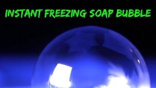 Download Instant Freezing Bubble Video