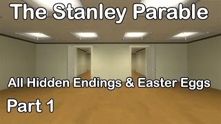 Download The Stanley Parable - All Hidden Endings & Easter Eggs Part 1 Video