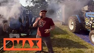 Download Full Pull - 360° Tractor Pulling Video