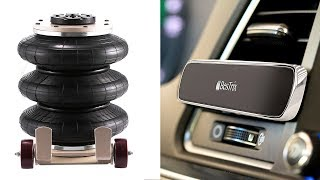Download 7 Amazing New Car Accessories You Must Have|| Cool Car Gadgets On Amazon In 2018 Video