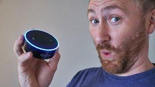 Download Amazon Echo Dot (2nd Gen) Review Video