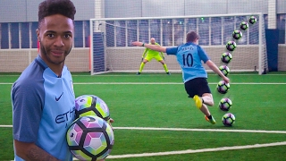 Download FOOTBALL CHALLENGES vs MAN CITY Video