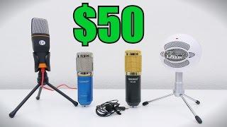 Download Top 5 Best Budget Mics Under $50 | 2016 Video