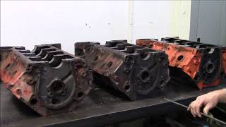 Download Performance Engine Build 620 HP 454 Big Block Chevy Part 2 Core Selection Video