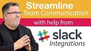 Download Slack Integrations - Streamline Team Communication Video