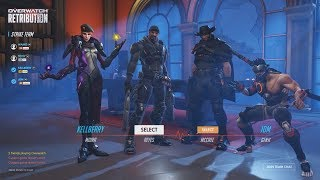Download Overwatch Retribution Gameplay - Overwatch Archives Event 2018 Video