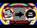 How to make a trap nation logo on Android
