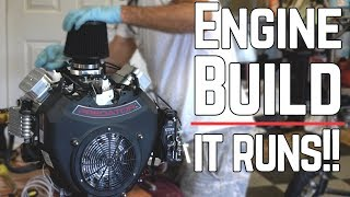 Download Predator 670cc Dragster Build Pt. 4 Video