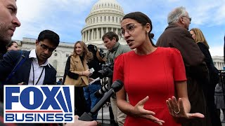 Download AOC accuses Trump of paying black supporters Video
