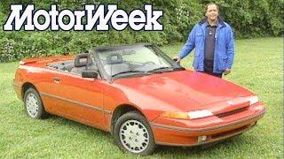 Download 1991 Mercury Capri XR2 | Retro Review Video