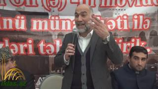 Download Elshen Xezer 2017 - Menim agam heyalidi Video