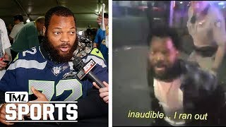 Download Cops: Michael Bennett Body Cam Footage Justifies Police Takedown | TMZ Sports Video