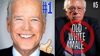 Download CNN's 'Definitive' Ranking of 2020 Democrats is Mind-Numblingly Stupid Video